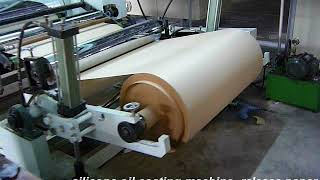 silicone oil coating machine