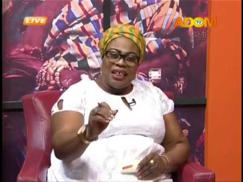 Abubro Kosua Chat Room On Adom TV (15-4-19)