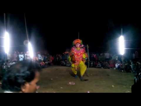 Dhananjay mahato of Matal Mahato chhau...