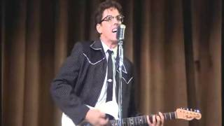 Gary Busey - The Buddy Holly Story - Rave On