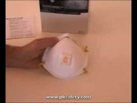 3M 8511 N95 Dust Mask: Features And Instructions For Use