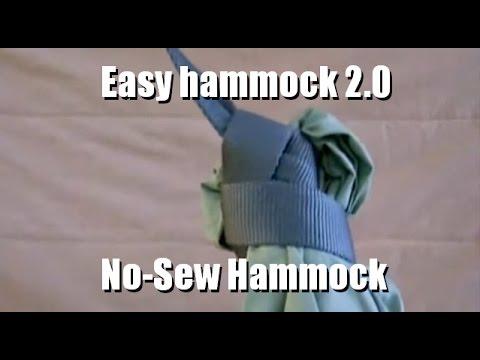DIY Easy Hammock 20