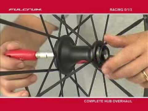 Fulcrum Racing 1, Racing 0, Racing 3 Wheels - Complete hub ...