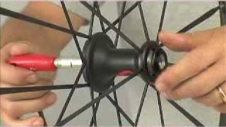 Fulcrum Racing 1, Racing 0, Racing 3 Wheels - Complete hub overhaul