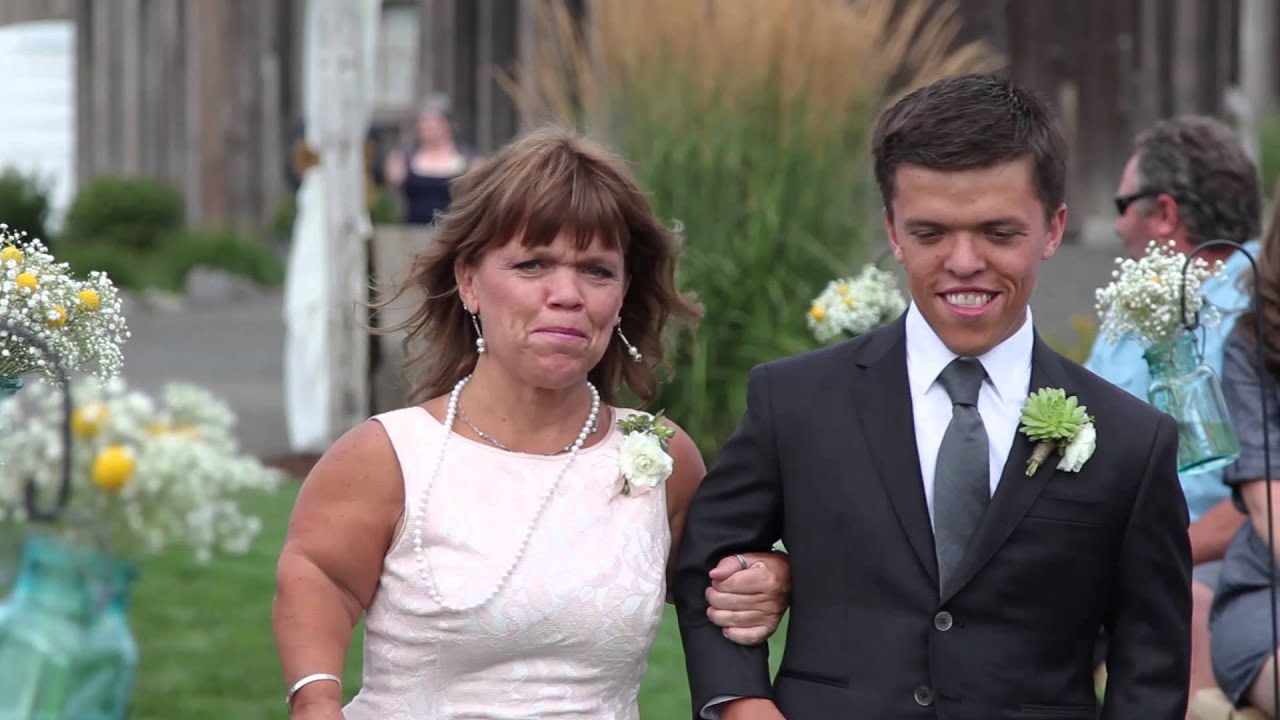Zach and tori roloff wedding recap youtube junglespirit Choice Image