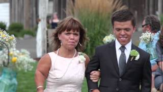 Zach and Tori Roloff Wedding Recap