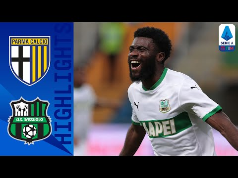Parma Sassuolo Goals And Highlights