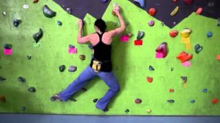Climbing.Lesson №1.Скалолазание,Урок №1