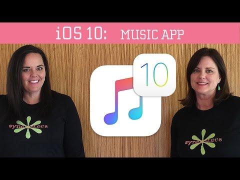 iOS 10 - Music App