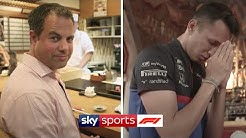 Spending time with Alex Albon & embracing the Japanese GP! | Ted Kravitz | At Home with Sky F1
