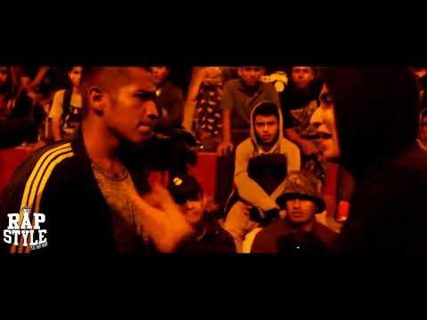 SIAN vs CERTERO (BATALLÓN) -8vos- Colectivo Rapstyle Sjl Caja de Agua