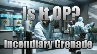 Modern Combat 4: Zero Hour - Is It OP? Episode 3: Incendiary Grenade