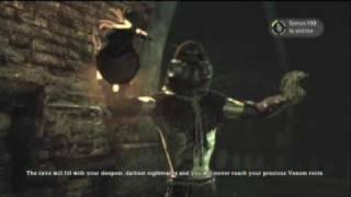 Batman Arkham Asylum - Scarecrow