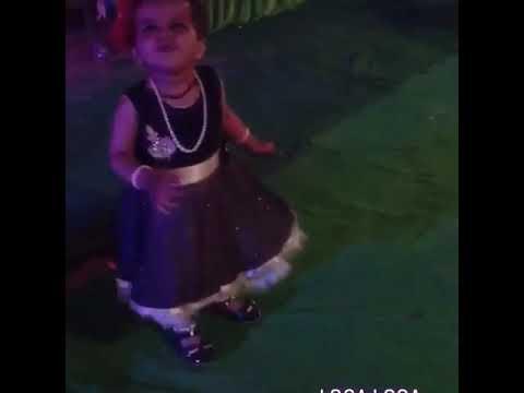 Loca loca yoyo honey singh tik tok cute baby dance - YouTube