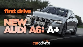 2019 Audi A6 review: First drive
