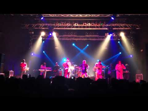 The Congos - Live in Milan (Italy) - Live Club - 5th May 2011 - Video1