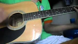 Thu Không Em-guitar
