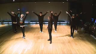 iKON - LOVE SCENARIO [DANCE PRACTICE + MIRRORED + SLOW 100%]