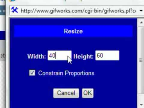 How to resize a gif image using a free online animated picture how to resize a gif image using a free online animated picture editor negle Images
