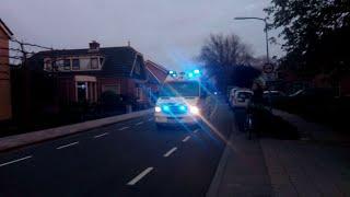 Ongeval letsel West Avenhorn