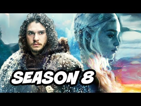 Download Youtube: Game Of Thrones Season 8 New Characters and Daenerys Interview Breakdown