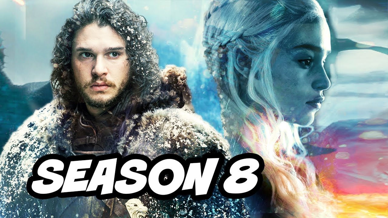 Game Of Thrones Season 8 New Characters And Daenerys Interview