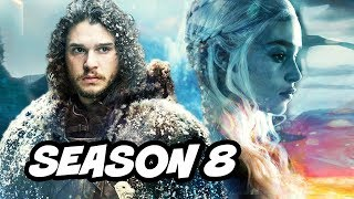 Game Of Thrones Season 8 New Characters and Daenerys Interview Breakdown