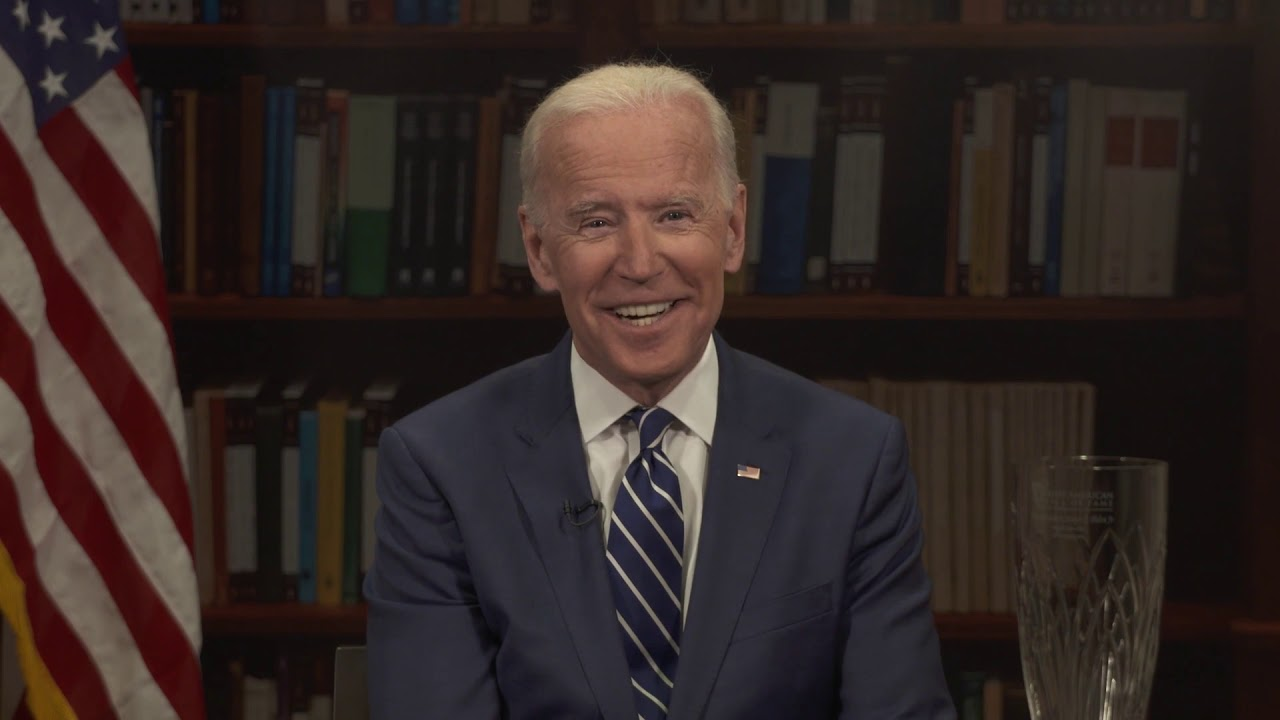 Karakter Shio Joe Biden Presiden AS Ke-46