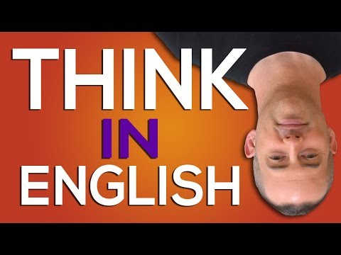 How to Think In English So You Speak Without Translating - Use On & IN Like A Native