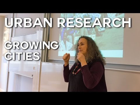 Urban Research - Growing Cities