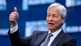 JPMorgan's Dimon predicts fastest global growth year on record in 2019
