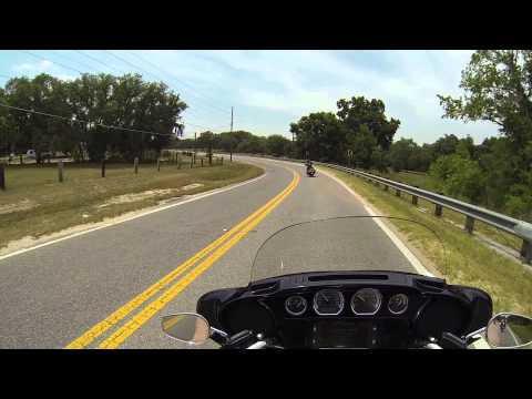 Central Florida Sugar Loaf Mountain Ride