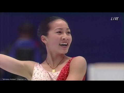 [HD] Michelle Kwan - 1998 Nagano Olympics - SP - Piano Concerto No.3 by Rachmaninoff ミシェル・クワン Кван