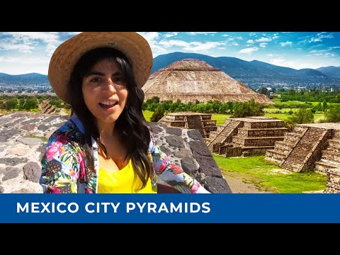 My Adventures At Teotihuacan – Mexico City Pyramids
