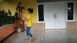 Kau Tercipta Bukan Untukku - Line Dance  Choreographer: Evi Suyanti  Ina  Novemb