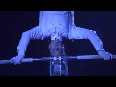 The Astronauts Aerial Wheel High Wire Equilibrium Hand stand Circus Act Variety Show