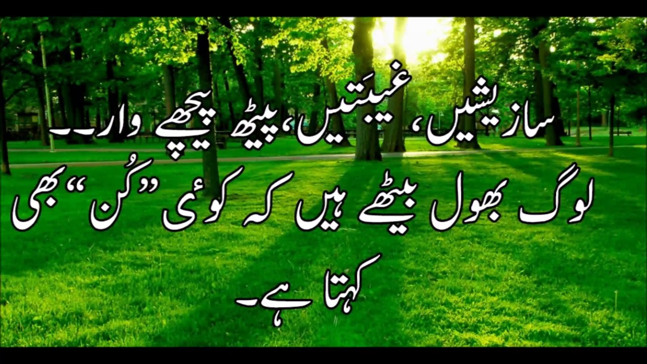 Best Urdu Quotes Collection Golden Words Urdu Achi Achi Baatein