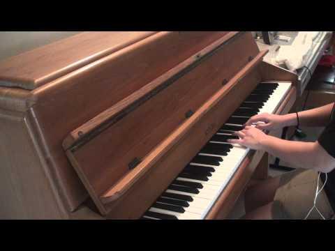 你是我心爱的姑娘-钢琴 (Ni Shi Wo Xin Ai De Gu Niang) Piano