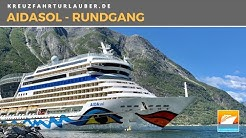 AIDAsol - Highlights im Rundgang - AIDA Cruises
