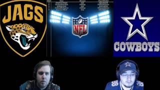 2017 NFL Mock Draft (Picks 1-8) | DarkStar Drafts Free HD Video