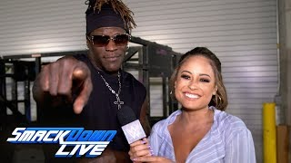R-Truth wishes John Cena a happy birthday: SmackDown Exclusive, April 23, 2019