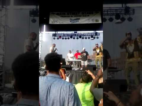 Brand Nubian concert in Yonkers!