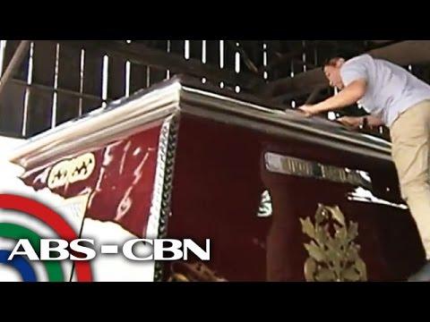 TV Patrol: Paano inihahanda ang andas para sa pista ng Nazareno