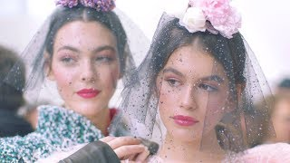 Story of the CHANEL Spring-Summer 2018 Haute Couture Show - CHANEL