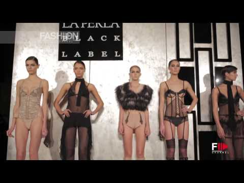 "Lingerie ""La Perla"" Collection Presentation HD AW 2013 14 New York Women by Fashion Channel"