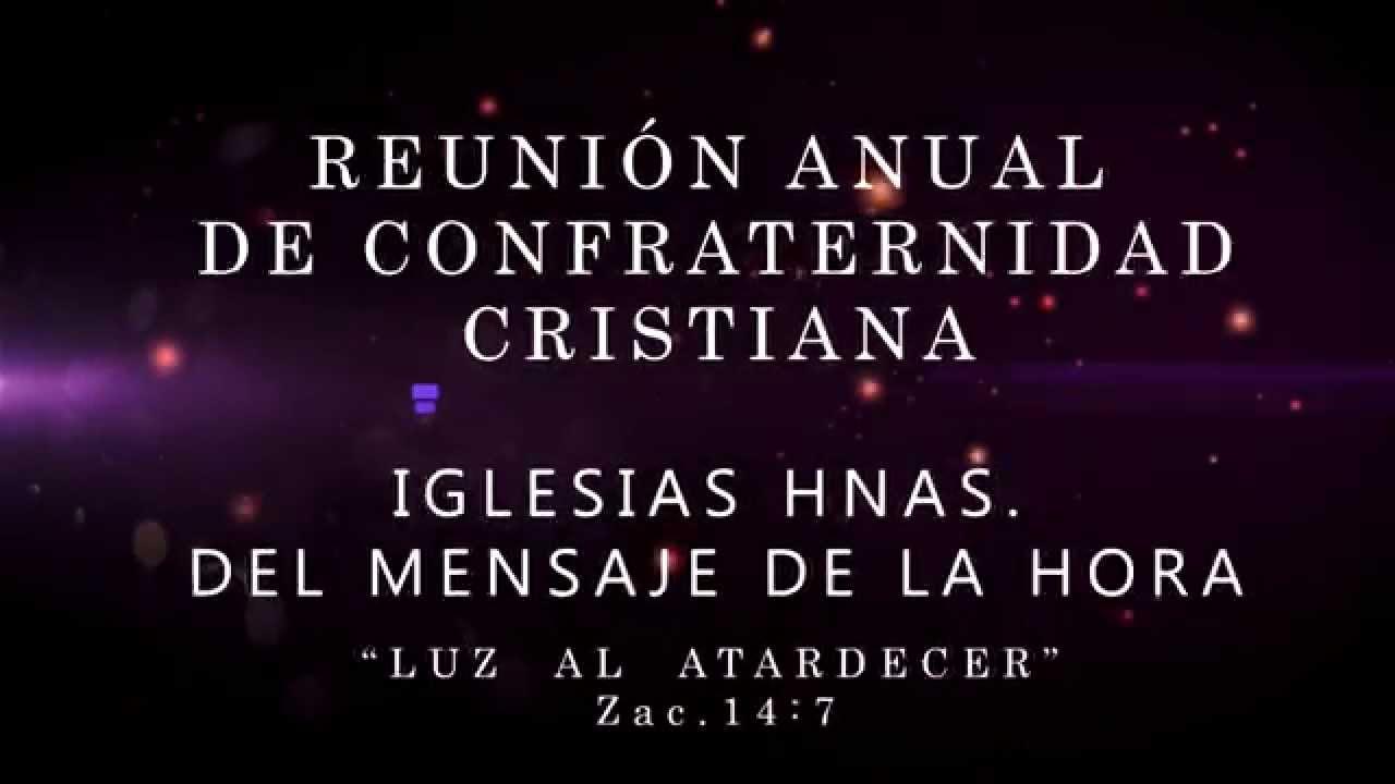 Invitación A Reunión De Confraternidad Cristiana Sto Dgo Ecuador
