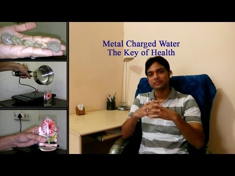 How to Charge Bio- Electricity by G Krishna Chauhan