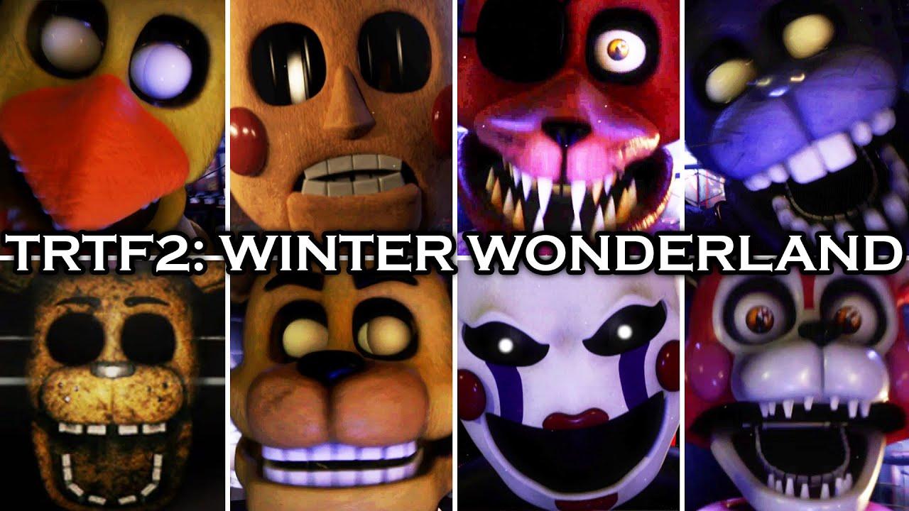 Download TRTF 2 Winter Wonderland - All Jumpscares / Animatronics / Extras