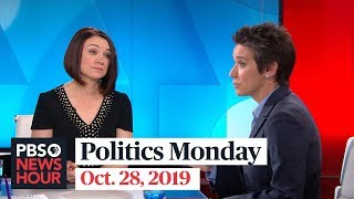 Tamara Keith and Amy Walter on al-Baghdadi raid, House impeachment process