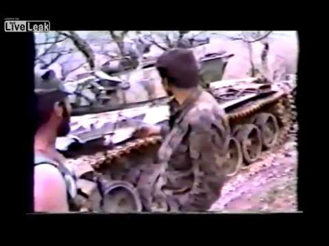 Footage from Nagorno-Karabakh War (1988-1994)
